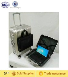 Eminent trave trolley luggage, aluminum luggage