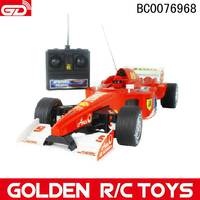 F1 World Grand Prix 3021 1:12 4-CH rc car battery operated toy race car with charger
