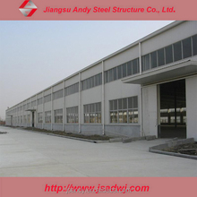 China sandwich panel steel structure workshop/factory /warehouse