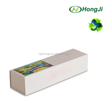 Rectangle Color Printing Magnetic Closure Folding Paper Gift Box