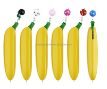 HC-7006 kids fancy pen with banana shape