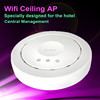 10Years 300M High Power amplifier Hotel Wall roof POE wifi ceiling mount wireless router