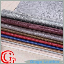 2015 new products different kinds of fabrics with pictures raw material for women bag pvc leather