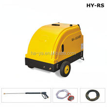 Hot water high pressure washer/mobile car wash equipment