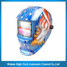 Blue Hawk Welding Helmet Decals Welder Helmet Auto Darkening