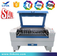 LXJ 1390 Good price home fabric laser cutting machine & laser leather cutting