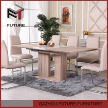 hot sales!MDF restaurant dining chair and table set