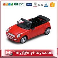 HJ019578 China factory metal handmade model car kits