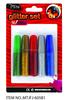 6g eco-friendly PET glitter glue for children