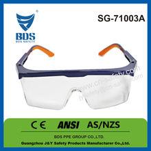 2015 Branded Sunglasses Safety Glasses, Welding Machine Glasses Safety Goggle, EN166 ANSI Z87.1 Safety Glasses