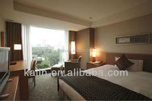 Hot selling latest modern Arab style wooden bedroom furniture / china Custom hotel furniture