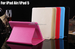 Luxury PU Leather Cover For iPad Air Case,For iPad 5 Custom Case