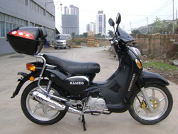 Sports Style Powerful Cub Motorcycle 110cc