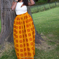 M40820 Fashion african wear wax print ankara 100% Cotton afircan clothing african maxi dresses wholesale