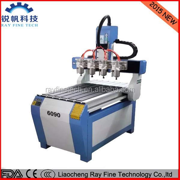 Wood Router Axis Cnc Router For Woodworking - Buy Cnc Machine Router ...