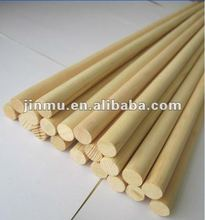 Hot Sell Pine Wood Dowels With JM Brand