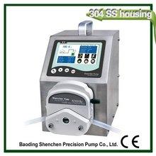 Alibaba china new style hotsell peristaltic pump grease filling pump