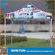 Hexagonal aluminum pop up canopy 3x3 instant shelter