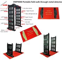 VMP9000 portable door frame metal detector
