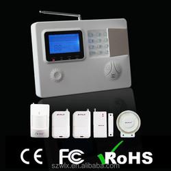 App operation, Ten Language Optional, Voice Alarm 433MHz Wireless GSM Home Alarm System