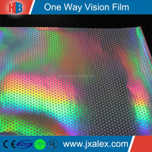 High Quality Holographic Reflective One Way Vision