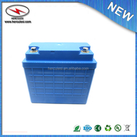 deep cycle rechargeable lifepo4 12v 40ah battery pack for solar system/ LED light / e bike