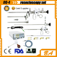 hospital instrument 30 degree resectoscope set
