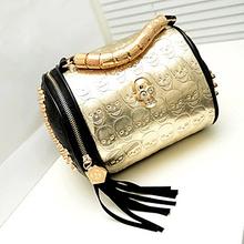 E806 china suppliers best selling cheap skull designer bag