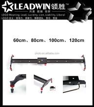 LW-TS01 pro high quality DSLR camera slider track for DSLR with flexible leg