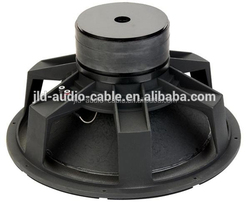 Best car active powered car subwoofer 15 inch
