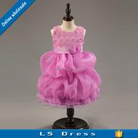 european girl dresses children gown kids princess party dress