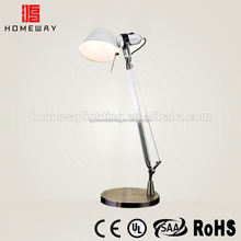 Best heat dissipation round wireless reading lamp green CE approval