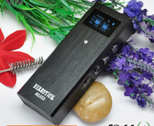 Factory price !!amazing vapor Box mod dry leaf vaporizer pen Kit Bauway Herbstick deluxe KY02