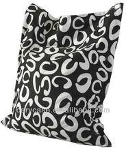 fun, colorful, cool bean bag , adults fashion decorative beanbag sofa seat