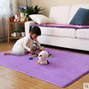 2015 new style microfiber polyester shaggy rug