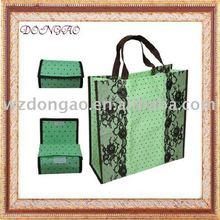 foldable pp non-woven bag