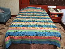 2015 China thread blanket /blanket factry china/crochet thread blanket