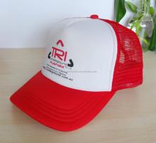 New Fashion Customize cotton mesh fashion brand golf cap hat,trucker hat