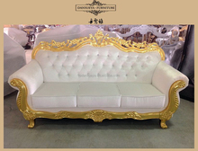 Classical models Snow white Heavy Carved sofa