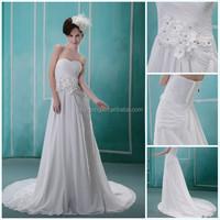 Sexy beach wedding dresses, women's wedding dresses, old fashioned wedding dresses