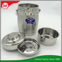 Hot sale cheaper price Vacuum food carrier hot pot lunch box