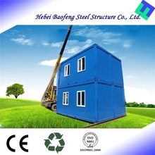 Recycled Small  build container villa home plans