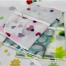 waterproof PVC cheap cloth bag garment bag mens foldable bag promotional