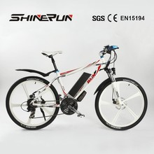 high quality Mountain Fashion Mag wheel Electric bike with EN15194