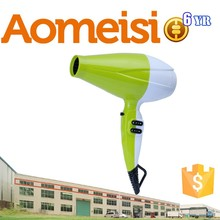 AC motor PRO Nano Titanium hairdryer 2000w professional salon hair dryer