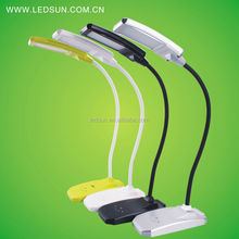 4w Latest Style Touch Switch Portable Modern Flexible Led Desk Lamp 5 level