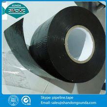 black color alphalt membrane for gas pipe