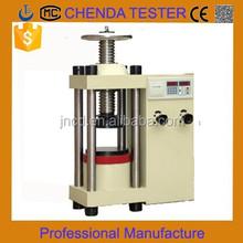 2000kn Digital display concrete compressive strength testing machine