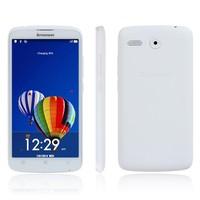 China mobile with 5.0 inch Dual SIM Cards Quad Core 512M 4G mobile phone single camera 2.0MP Lenovo A399