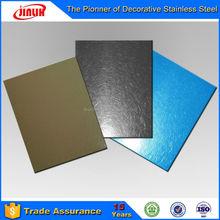 Home Decor Steel Plate Sheet